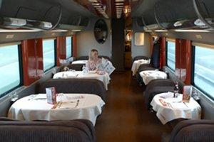 Servicios A bordo TrenItalia
